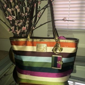 Coach Limited Edition Tote